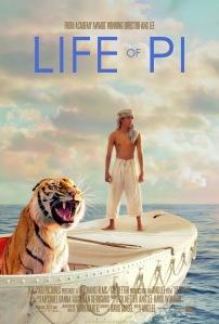 Life of Pi (affiche)