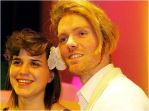 Jana Lefebvre & Peter Eeckhout (Hippolyta & Theseus)