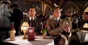 Tobey Maguire & Leonardo DiCaprio