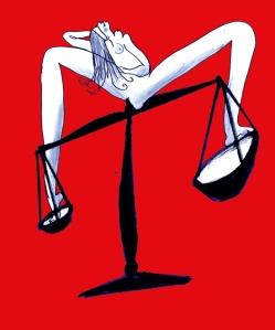 Tribunaal affiche