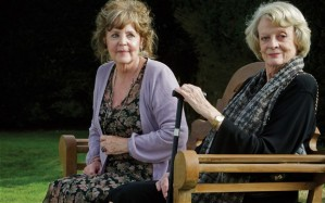 Pauline Collins & Maggie Smith