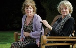 Pauline Collins & Maggie Smith