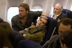 Brad Pitt & Daniella Kertesz