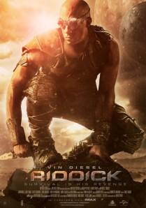 Riddick affiche