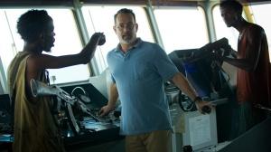 Barkhat Abdi, Tom Hanks & Barkhad Abdirahman