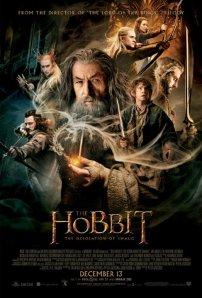 Affiche The Hobbit 2