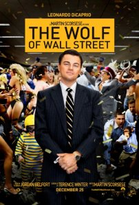 Affiche Wolf of wall street