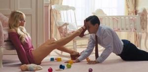 Margot Robbie & Leonardo DiCaprio