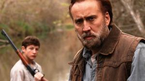 Tye Sheridan & Nicolas Cage