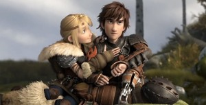 Astrid & Hiccup