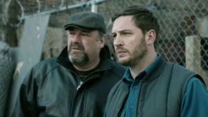 James Gandolfini & Tom Hardy