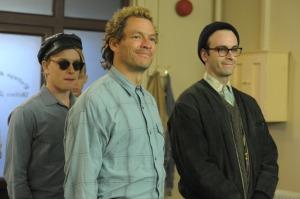 Freddie Fox, Dominic West & Joseph Gilgun