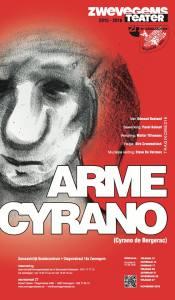 Arme Cyrano poster