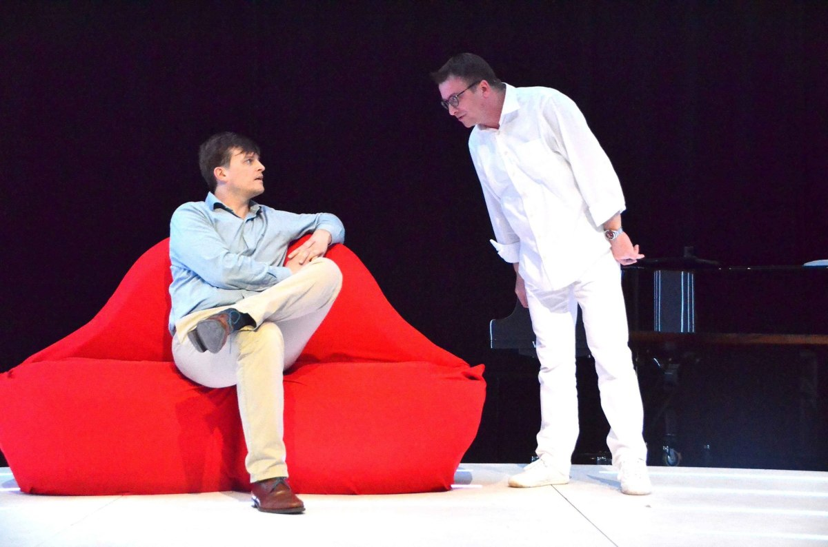 Echtelijke illusies (Eric Assous) door Zwevegems Teater