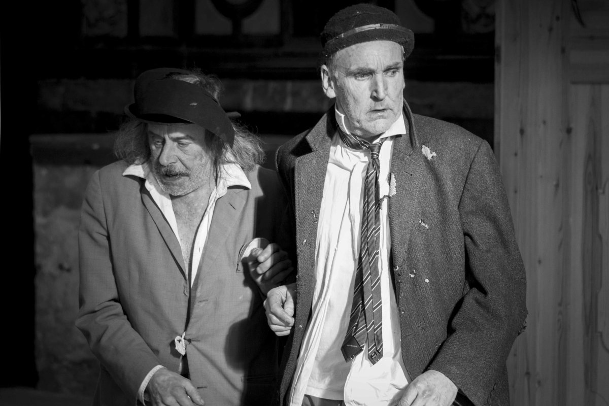 Wachten op Godot (Samuel Beckett) door Ensemble Leporello