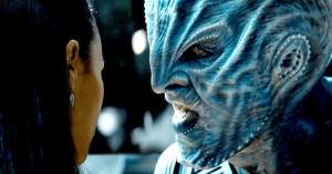 Zoë Saldana & Idris Elba