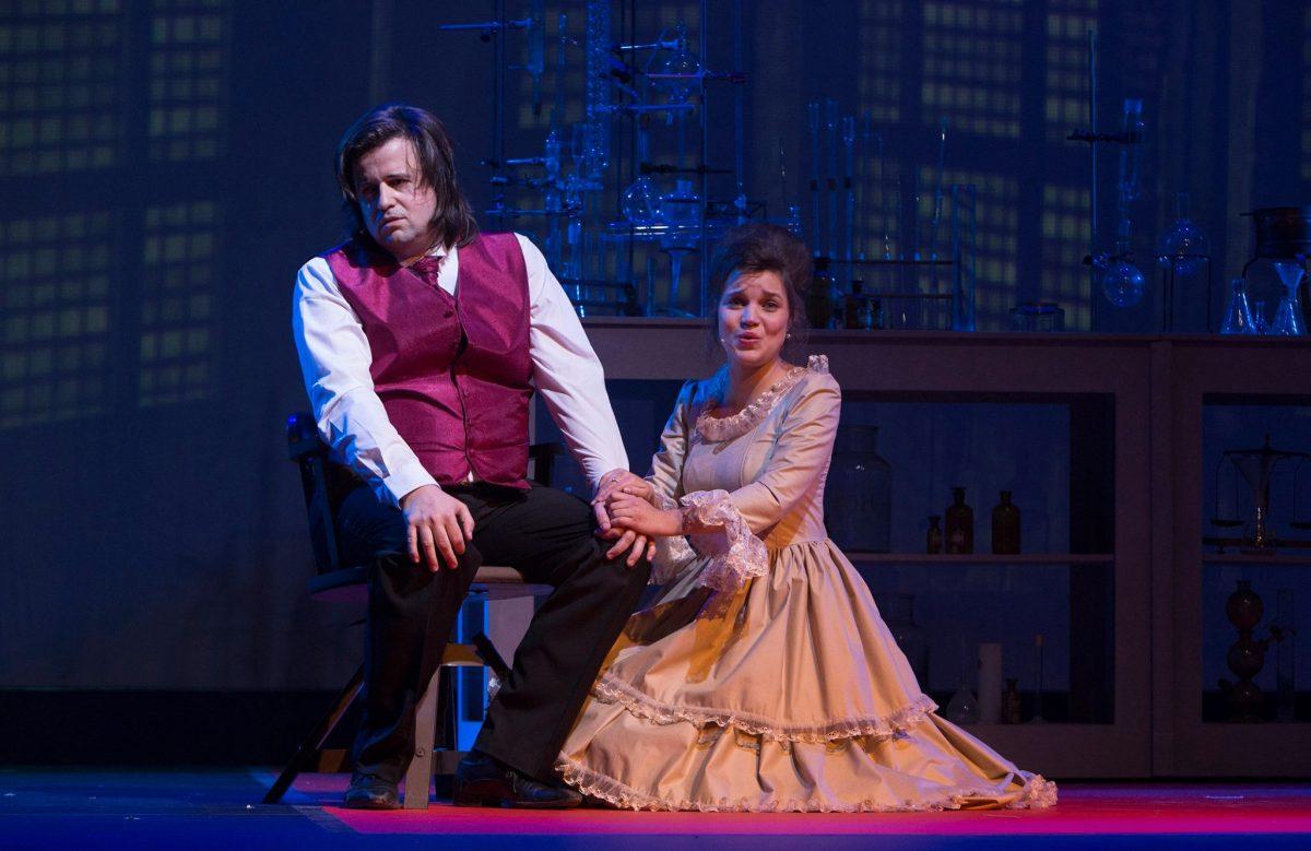 Jekyll & Hyde: de musical (Frank Wildhorn, Leslie Bricusse & Steve Cuden) door De Toverlantaarn